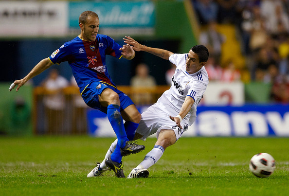PREDIKSI SKOR LEVANTE VS REAL MADRID 12 NOVEMBER 2012