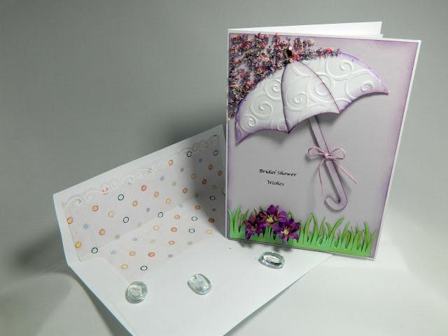 1CardCreator Bridal Shower Card