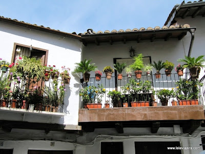 Balcones Calle Sevilla, Guadalupe Caceres