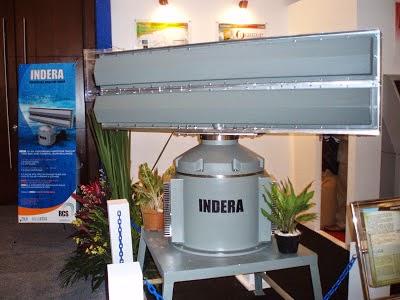 Indonesia masih perlu banyak radar untuk kawasan maritim