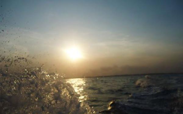 sajak4baris-Senja di Penajam