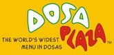 Dosa Plaza, South Indian food franchise logo