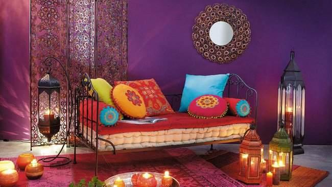 Conseils d co et relooking 30 accessoires de d coration marocaine for Decoration chambre de nuit marocain