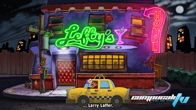 Leisure Suit Larry Reloaded PC Full Español