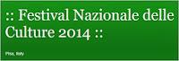 Visita il sito del Festival Nazionale delle Culture