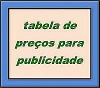 PREÇOS PUBLICIDADE