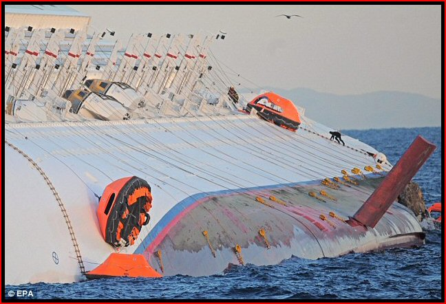 Only In America Why Mega Cruise Ships Are Unsafe Opinion - How do cruise ships work