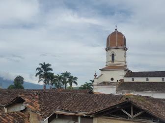 Region de la Hidroeléctrica Ituango