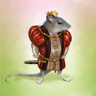 The King Mouse