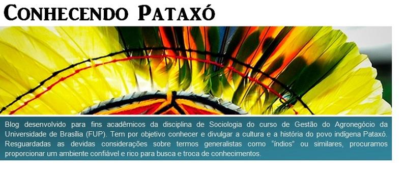 Conhecendo Pataxó