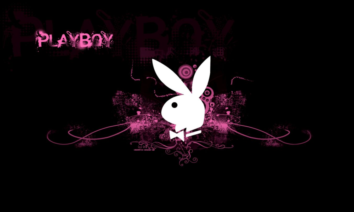Playboy bunny wallpaper hd wallpapers plus - Playboy hd wallpaper ...