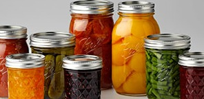 LEARN ABOUT HOME CANNING
