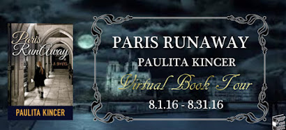 Paris Runaway Blog Tour