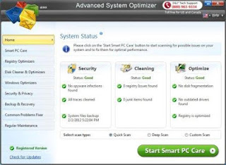 Advanced System Optimizer 3.5 With Patch