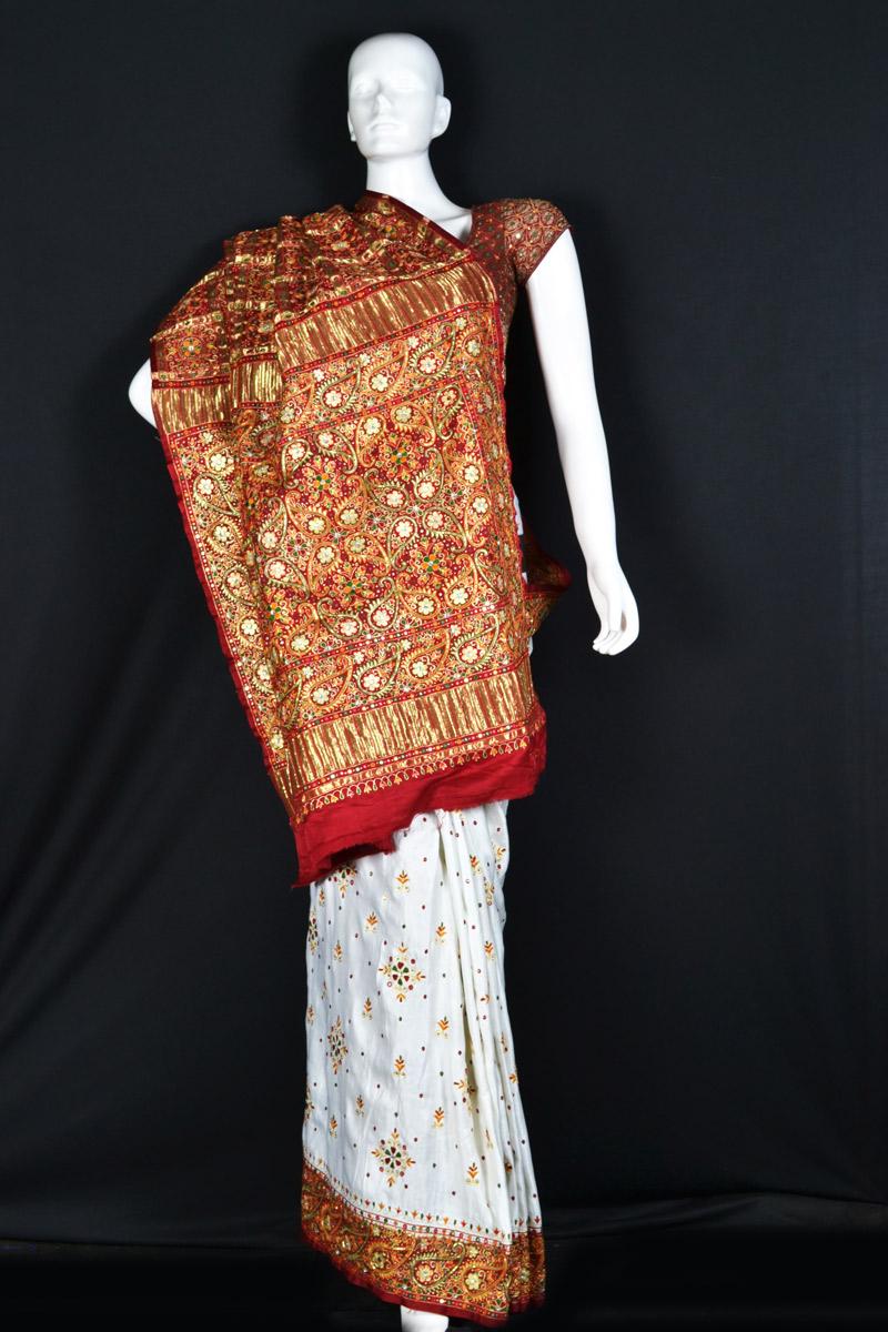 Panetar Sarees Satyaprem Satyaprem Designer Saree