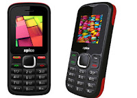 Buy Spice Champ 1800 Mobile at Extra 250 off & 10% Cashback Via ebay