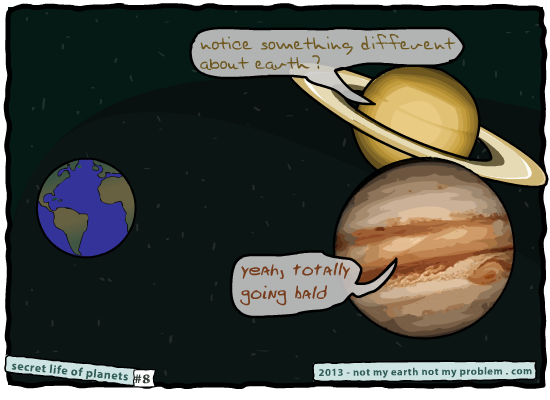 different planets with life - photo #9