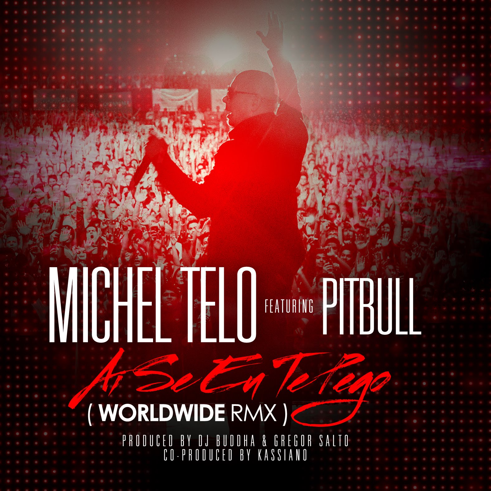 Michel Telo ft Pitbull - Ai Se Eu Te Pego (WorldWide Remix) (Final & CDQ)