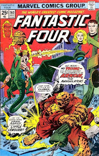 Fantastic Four #160