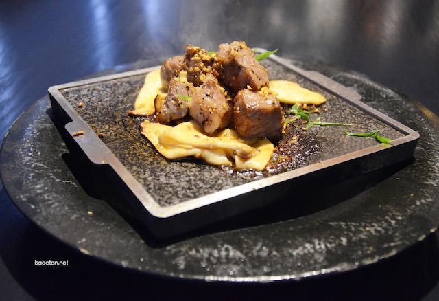 Australian Wagyu Teppanyaki - RM180