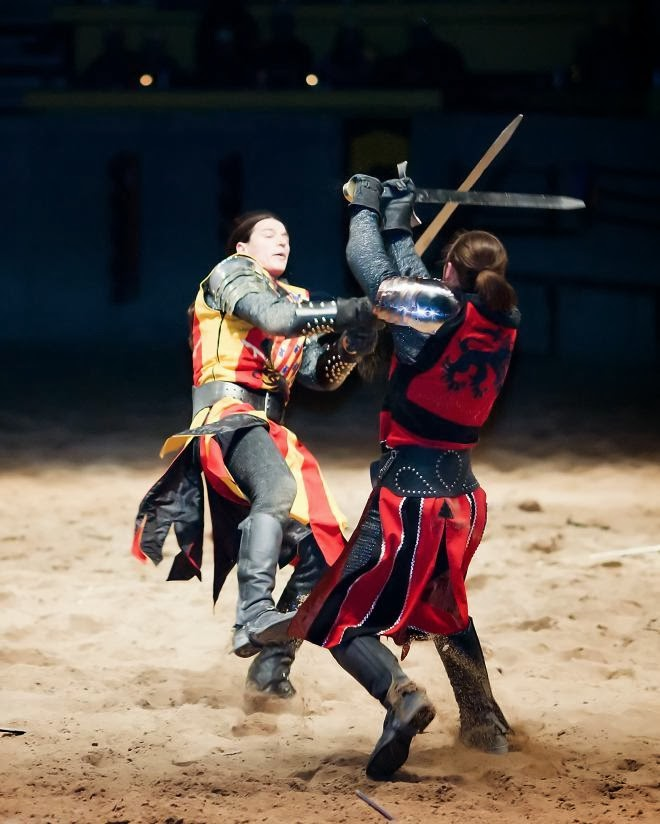 medieval times in toronto features an all new live show contest