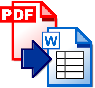 Cara Edit PDF to Word Online