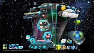 Next Launcher 3D 2.07 Apk Download
