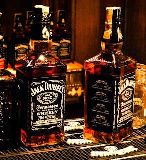 whiskey whisky jack daniel's la cassette chupito borracho salir
