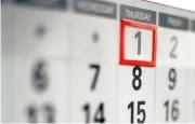 Calendario de Torneos
