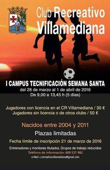 campus de fútbol