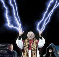 The Pope is Evil