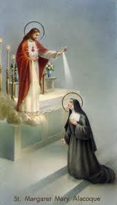 Alacoque Szent Margit-Mária