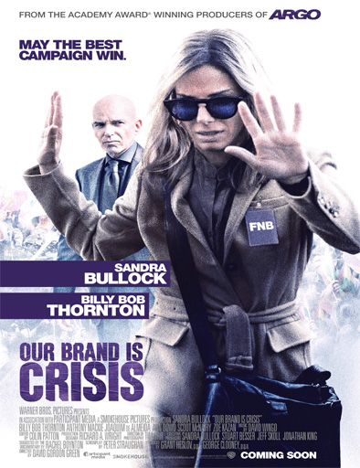 Ver Experta en crisis (Our Brand Is Crisis) (2015) Online