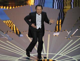 Billy Crystal Oscar 2012