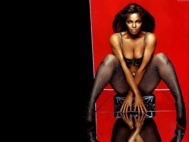 Janet Jackson HD Wallpaper -09
