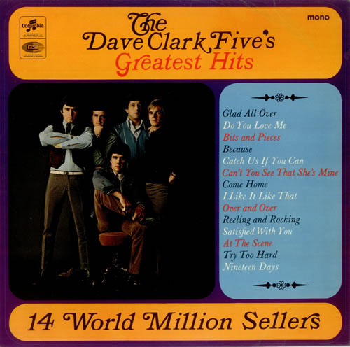 Dave Clark Five Greatest Hits