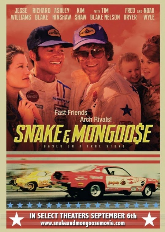Snake and Mongoose (2013) BluRay