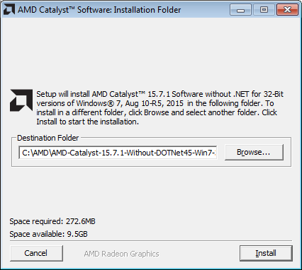 HowTo Install AMD Catalyst Drivers For A Windows Based
