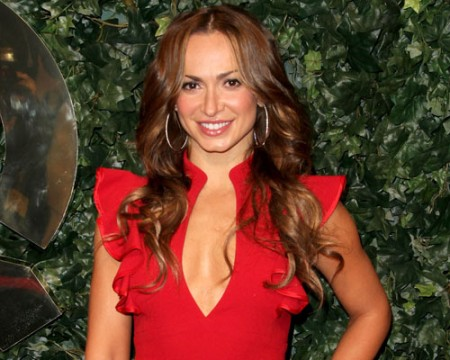 Karina Smirnoff to pose nude in Playboys May issue