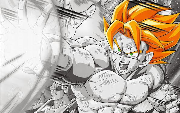 Super Saiyan Goku 9a
