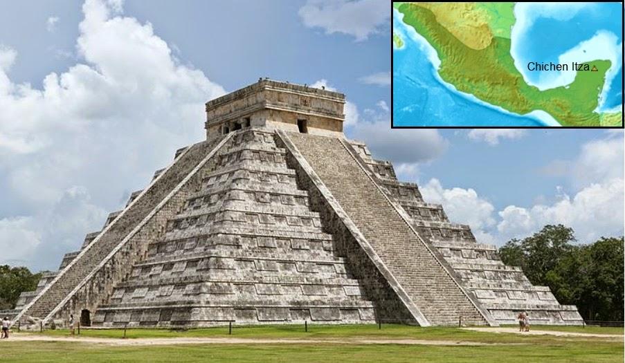 piramide de chichenitza