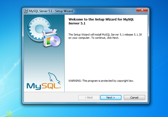 free download mysql 5.1 for windows 8