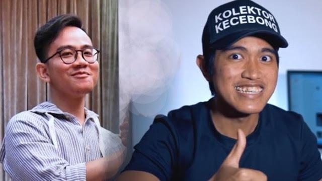 Nah Loh!!! Jokowi Tegur Kedua Anaknya Di Twitter Karena Perang hastag #SayNoToMarkobar dan #SayYesToSangPisang