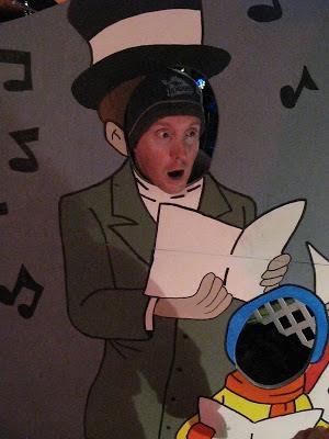 alex sings