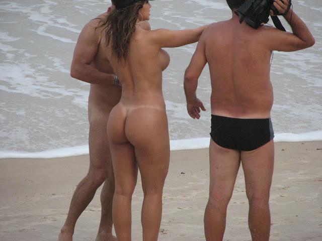 FotosNua.Com Mulher+Samanbaia+ +Fotos+Praia+de+Nudismo sem+tarja