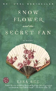 Snow Flower and the Secret Fan cover