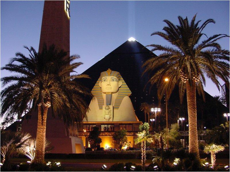 Pyramid casino las vegas nevada
