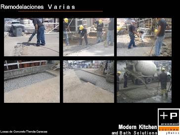 Construccion de Losas de Concreto