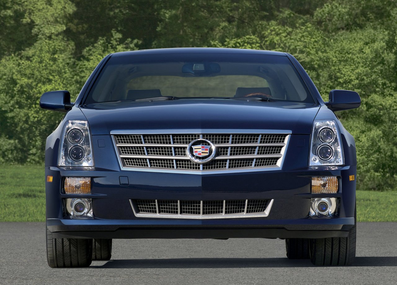 Autorevcars: New Cars By.Cadillac Type STS