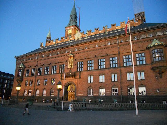 Copenhagne City Hall Denmark